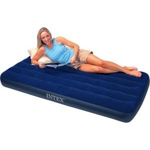 Надувная кровать Intex дауни (с68757) intex