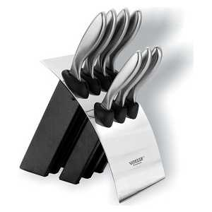 Набор ножей Vitesse Angela из 8-ми предметов VS-1316 нож страйт сталь 65х13