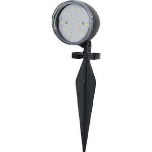 Наземный светильник Horoz HL281LBL наземный светильник horoz hl276bl