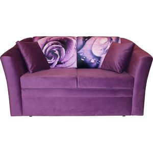 купить Диван ИП Панин Лира - panda 16, devis violet дешево