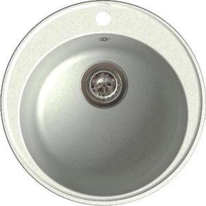 Мойка кухонная Selena ORION 480 белый