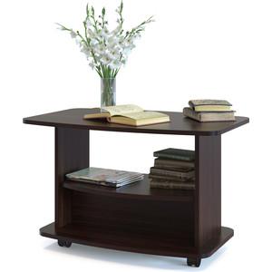 Стол журнальный СОКОЛ СЖ-4 венге журнальный столик узкий сокол сж 4