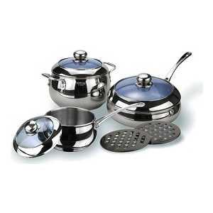 Набор посуды Vitesse VS-1011 набор посуды из 7 предметов vitesse vs 9016