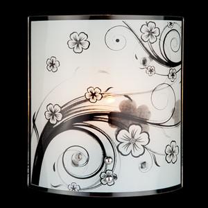 Настенный светильник Eurosvet 3709/1 хром настенный светильник eurosvet 3749 1 хром