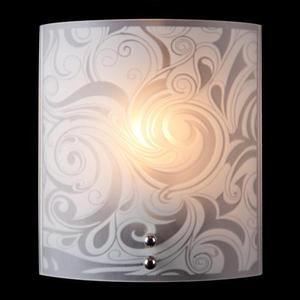 Настенный светильник Eurosvet 3765/1 хром настенный светильник eurosvet 3749 1 хром