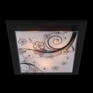 Потолочный светильник Eurosvet 2762/3 венге потолочный светильник eurosvet 2762 3 венге