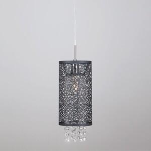 Подвесной светильник Eurosvet 1180/1 хром opticslim 1180