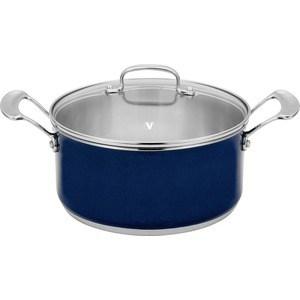 Кастрюля Vitesse VS-1492 кастрюля interos 15231 маслины 5 7 л углеродистая сталь