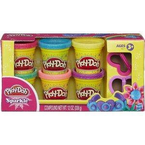 Набор для лепки Hasbro Блестящая коллекция (A5417) оружие игрушечное hasbro hasbro бластер nerf n strike mega rotofury