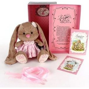 Фотография товара игрушка мягкая JACK LIN Зайка (JL-002-25) (510324)