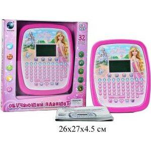 Развивающая игрушки Shantou Gepai Планшет обучающий Принцесса (635G)