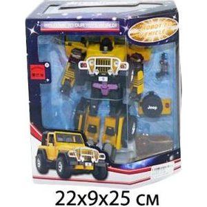 Робот Shantou Gepai Трансформер (5503D)