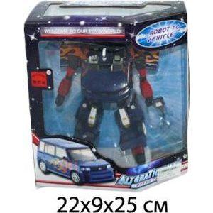 Робот Shantou Gepai Трансформер (5504D) робот shantou gepai трансформер 10820