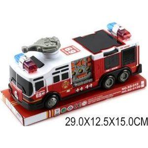 Машинка Shantou Gepai Пожарная (SD-012D)