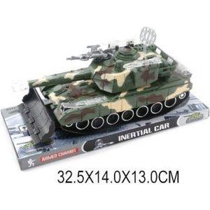 Машинка Shantou Gepai Танк (M1A2-C19)
