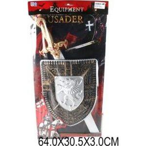 Набор оружия Shantou Gepai рыцаря (8626) дефлекторы окон vinguru kia cee d i 2007 2012 hyundai i30 i 2007 2012 универсал