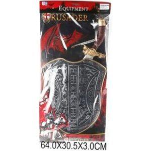Набор оружия Shantou Gepai рыцаря (8673)
