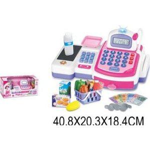 Игровой набор Shantou Gepai Касса (5911) игровой набор shantou gepai супермаркет касса тележка набор продуктов 6809
