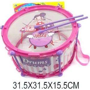 Музыкальные инструменты Shantou Gepai Барабан (JD388B) музыкальные игрушки shantou gepai набор музыкальные инструменты 5 предметов
