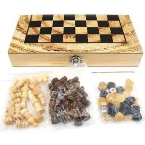Настольные игры Shantou Gepai Шахматы (W4018-H) шахматы уроки лучшей игры