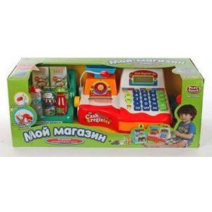 Игровой набор Shantou Gepai Касса (7256) игровой набор shantou gepai супермаркет касса тележка набор продуктов 6809