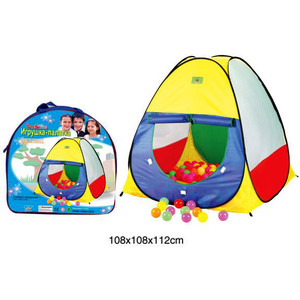 Палатка игровая Shantou Gepai сумка (8079) игровая палатка shantou gepai пчелкин домик сумка 889 127b