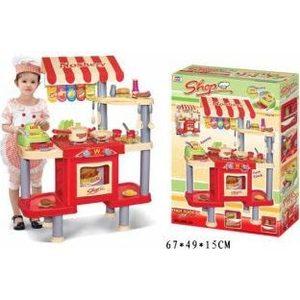 Набор кухонной техники Shantou Gepai Кафе (383-009)
