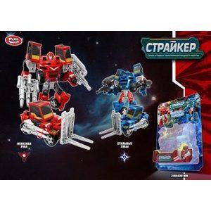 все цены на Робот Shantou Gepai Трансформер Страйкер (8127)
