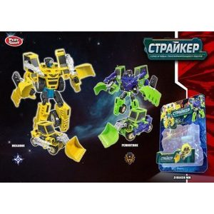все цены на Робот Shantou Gepai Трансформер Страйкер (8130)