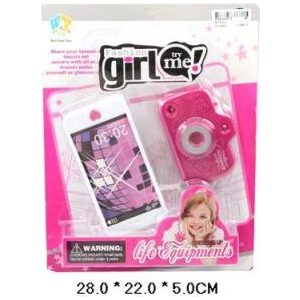 Игрушка Shantou Gepai Fashion girl (WY333-2)