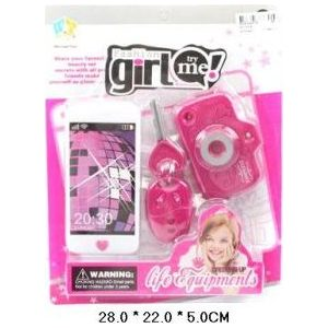 Игрушка Shantou Gepai Fashion girl (WY333-6)