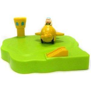 Игрушка для ванной Жирафики Аэродром плавающий (681123)