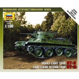 Модель для склеивания Звезда Советский танк (6129)  - купить со скидкой