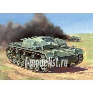Модель для склеивания Звезда Немецкое штурмовое орудие (6155)  - купить со скидкой