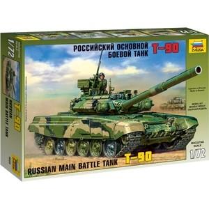 Модель для склеивания Звезда Российский основной танк (5020)  - купить со скидкой