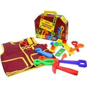 Игровой набор Игрушкин Маленький мастер (22148) набор фокусника маленький маг мастер приколов 1702 113