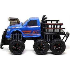 Машинка Пламенный мотор Внедорожник (87581) машинка пламенный мотор автомойка 87534