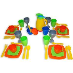 Игровой набор Полесье детской посуды (40800)