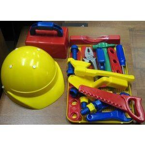 Игровой набор Совтехстром Строитель в сумке (У753)
