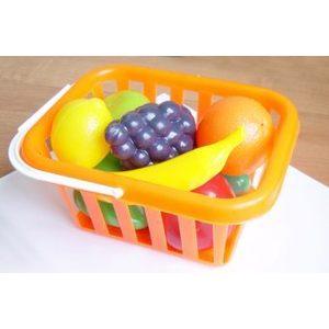 Игровой набор Совтехстром Фрукты и овощи в корзине (у758)