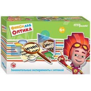 Развивающая игра Степ Фиксилаб Оптика (76168)