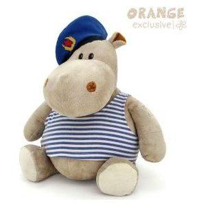 Игрушка мягкая Оранж Бегемот Десантник (MA2640/50D) игрушка мягкая оранж бегемот десантник ma2640 30d