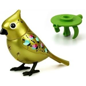 Игрушка Collecta Золотая птичка с кольцом (88409)