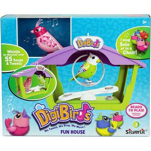 Игрушка DigiBirds Птичка с домиком (88400)