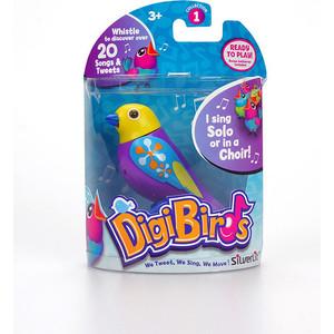Игрушка DigiBirds Птичка с кольцом (88286)