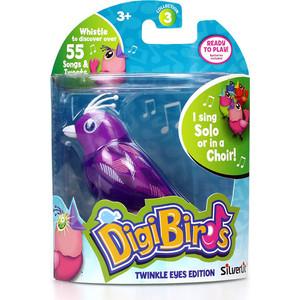 Игрушка DigiBirds Птичка с мерцающими глазами (88411)