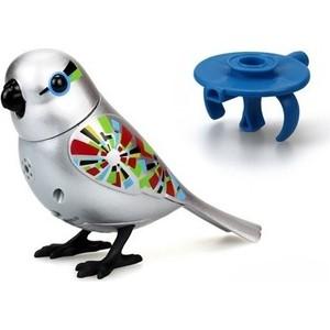 Игрушка Collecta Серебряная птичка с кольцом (88410S)