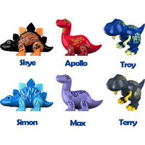 Игровой набор K'S Kids Динозавр с кольцом (88281)