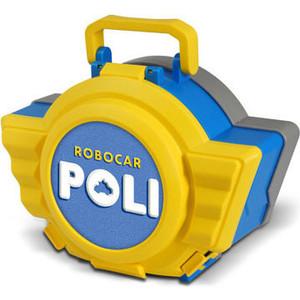 Кейс с трансформером Robocar Poli Поли с гаражом (83072)