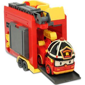 Кейс с трансформером Silverlit Рой с гаражом (83073) алексеев с т рой